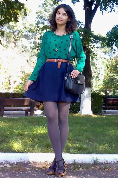 e1c246a0e6 misses tights and flared skirt - Google Search