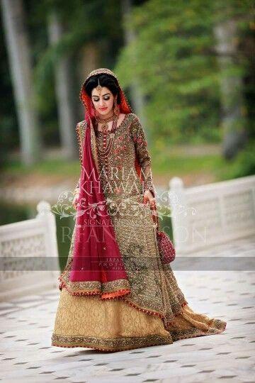 Pin von Farah Maryam auf bridals | Pinterest