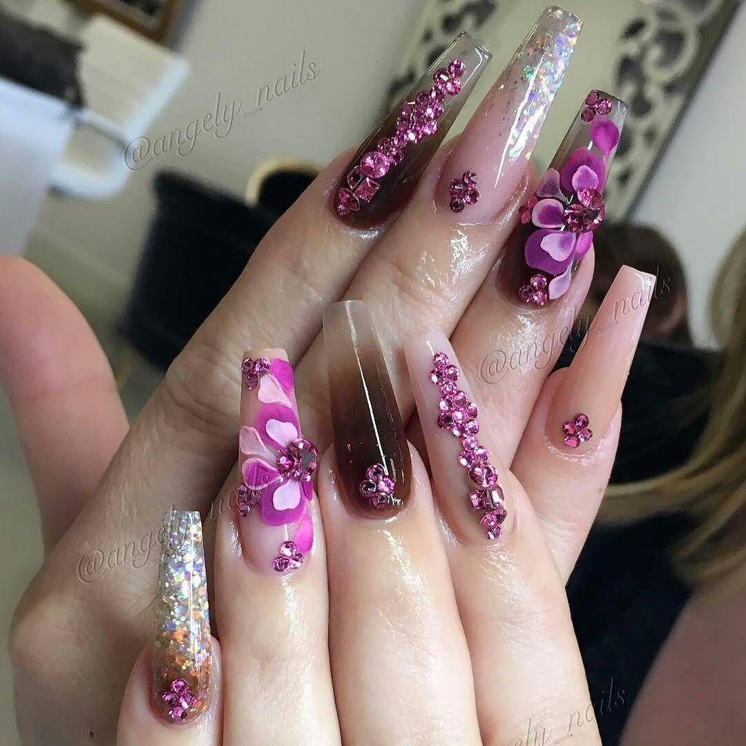 Amazing Nail Art Made Using Tones Products | Pretty nail designs ...