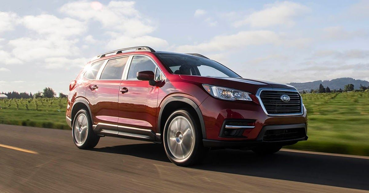 Test Drive The 2020 Subaru Ascent Is A Big Success Driving Test Subaru Driving