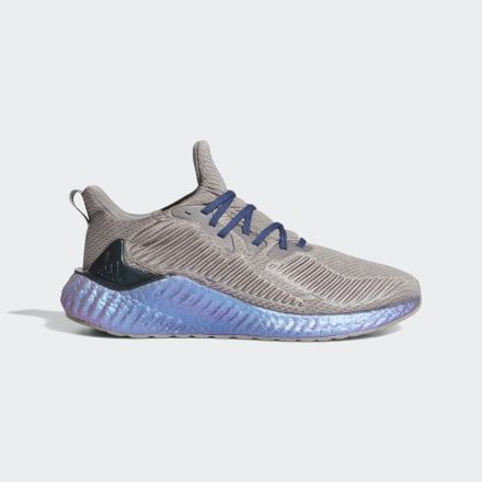 Alphaboost Shoes Grey Mens in 2020 | Adidas running shoes