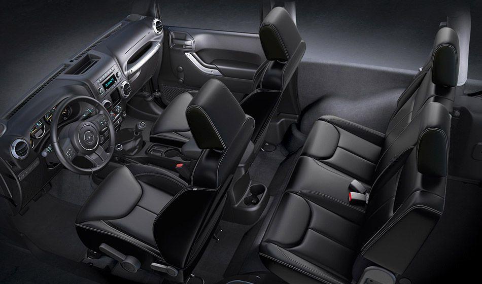 2 Door Jeep Wrangler Interior My Next Car Pinterest Jeep Wrangler Interior Jeeps And Cars