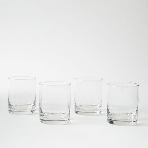 Drinking Gles Glware Sets Water West Elm 9 The