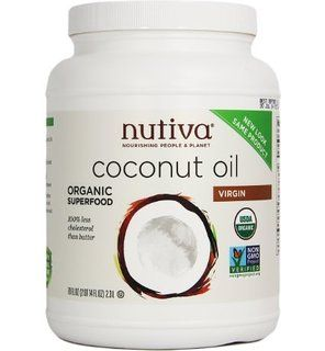 Tienda de productos organicos en Colombia, Bogota.: Aceite De Coco Organico Prensado En Frio 1.6l Para...