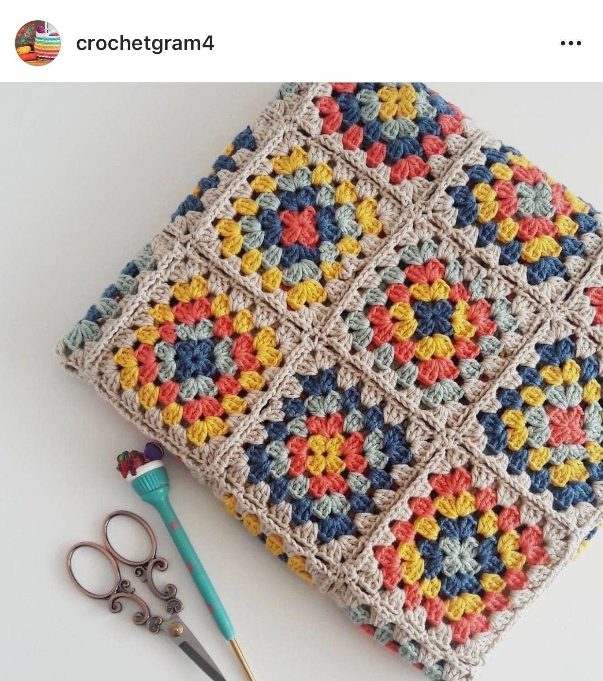Pin de Amy Rich en Crochet | Pinterest | Cobija, Ganchillo y ...
