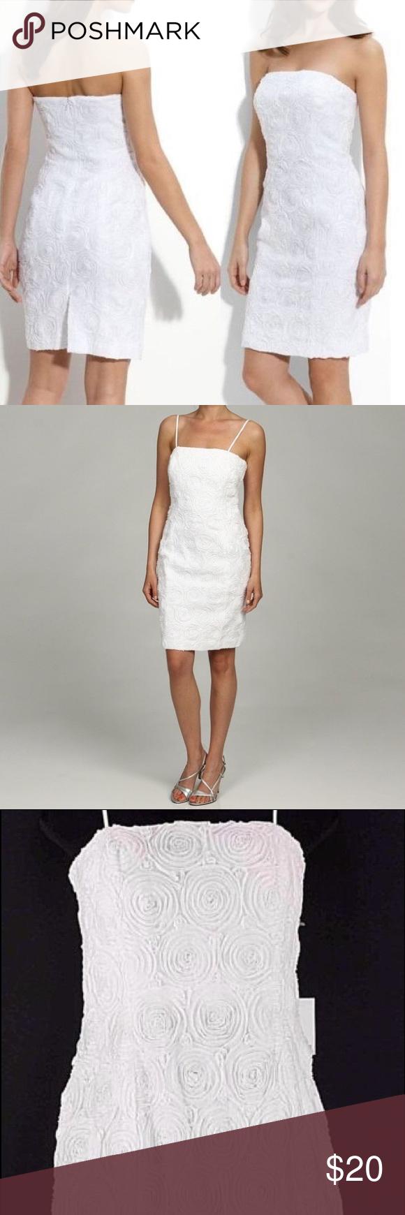 47++ Calvin klein white dress ideas info