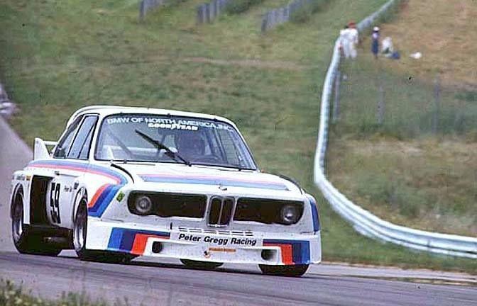 Peter Gregg BMW 3.0 CSL | Rennsport, Rennwagen, Bmw