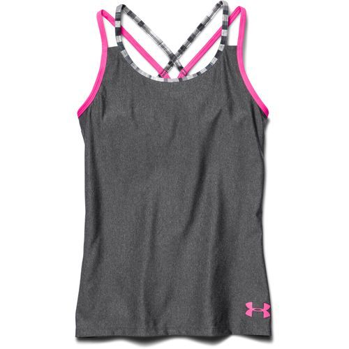 c77babe27d Under Armour® Girls' Elevate Tank Top | Dance | Under armour tanks ...