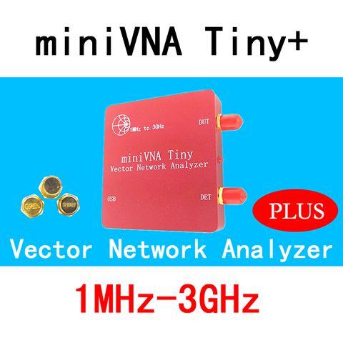 VNA 1 M-3 GHz Vector Network Analyzer miniVNA Tiny + VHF/UHF/NFC