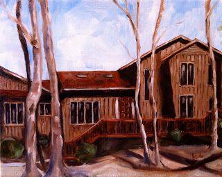 Sarah B. Lytle Original Oils - Home Portraits