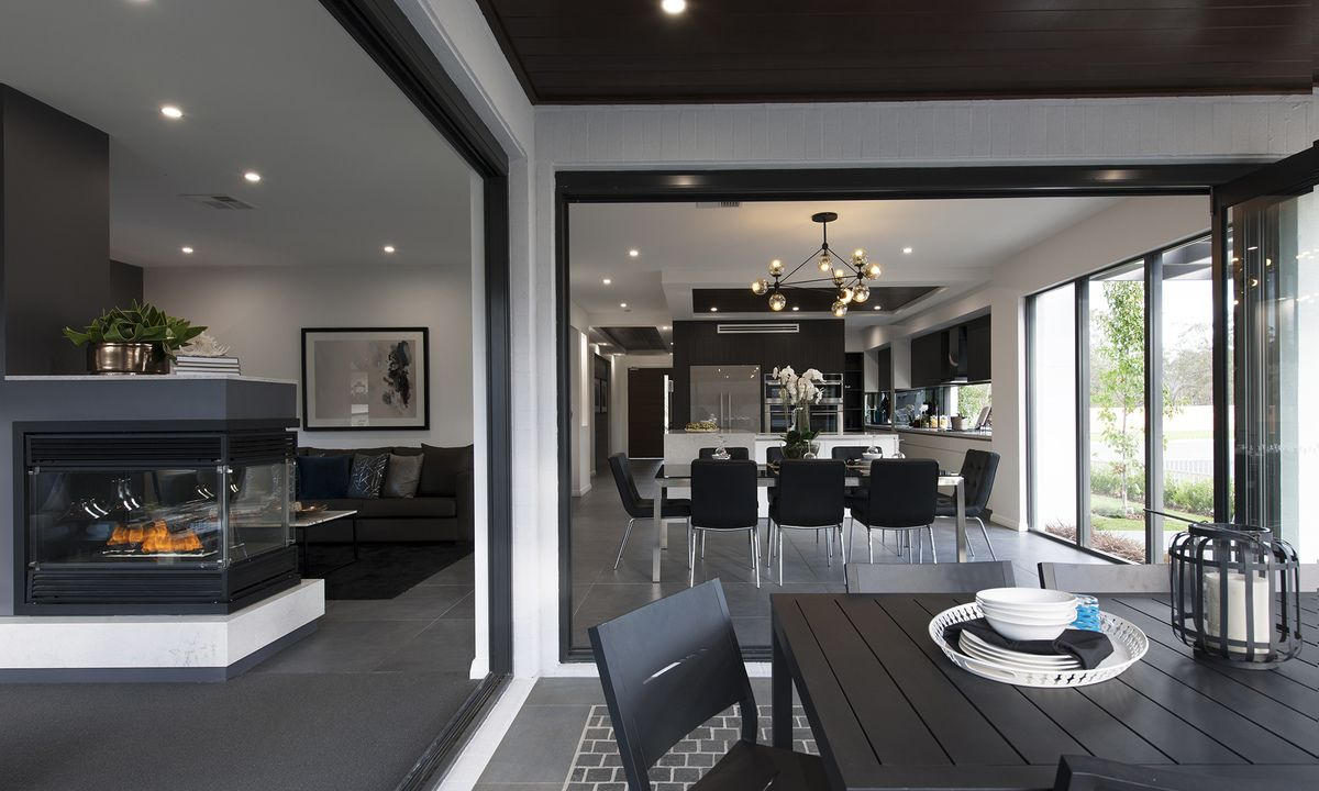 The Manhattan Display by Wisdom Homes NSW. #home #design #building ...