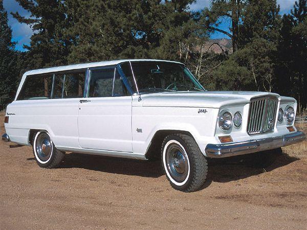 Favorite 4x4 Vehicles 1963 Jeep Wagoneer Photo 28364805 Wheels