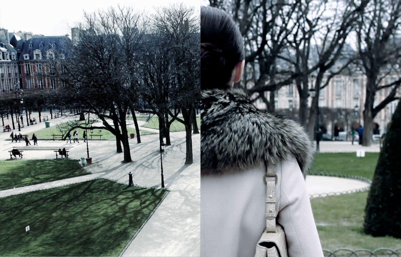 Balade a Paris - PreFall 2012 Short-Film