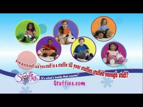 Stuffies How Much Stuff Can You Stuff In Your Stuffie Stuffies