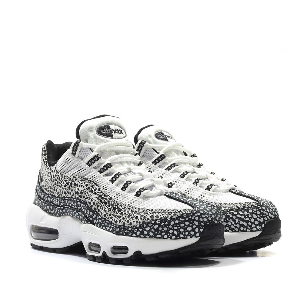 nike air max 95 premium safari black\/grey porcelain