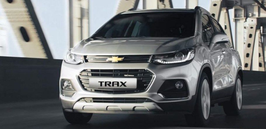 2019 Chevy Trax Preview