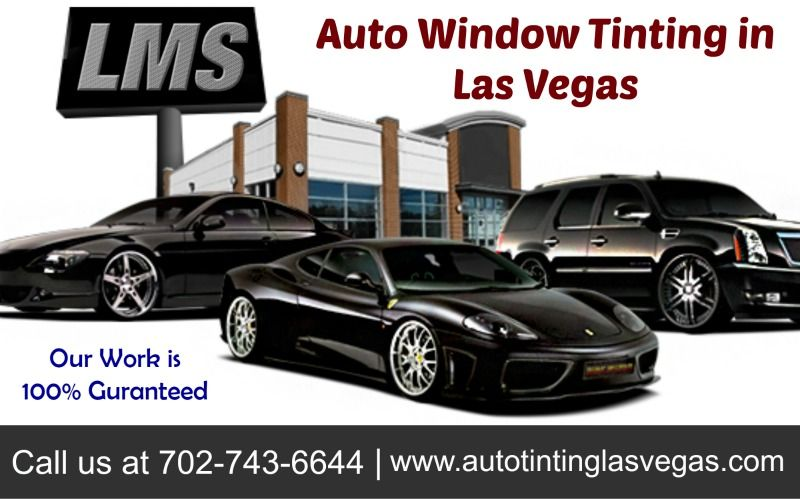 Auto Window Tinting In Las Vegas Find Car Window Tinting Services