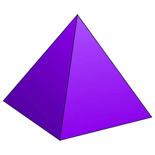 Pyramid 3d Shape Geometry Nets Of Solids Activities And Worksheets Gynzy Http R Gynzy Com Ab0d9a8d 3d Shape Geometry Shapes