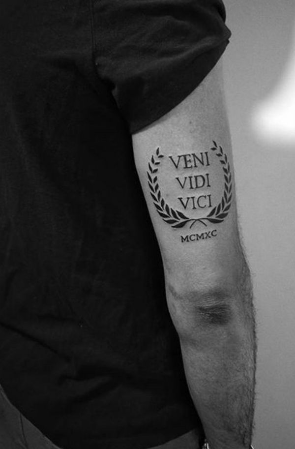 Photo of 40 small tattoo designs for men with deep meanings
