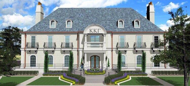 Kappa Kappa Gamma Texas Tech University Texas Tech University