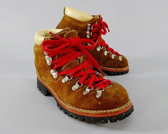 Original 1970s 1980s Vintage JC Penney Suede Leather