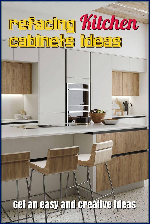kitchen cabinet refacing ideas kitchen cabinet refacing ideas rh pinterest com