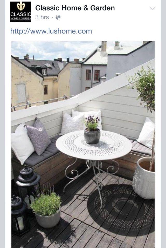 Pin by Karolina Ruszaa on Balcony u0026