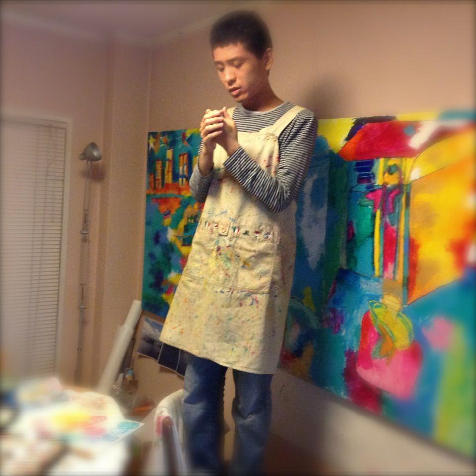 Taisuke, Now at work