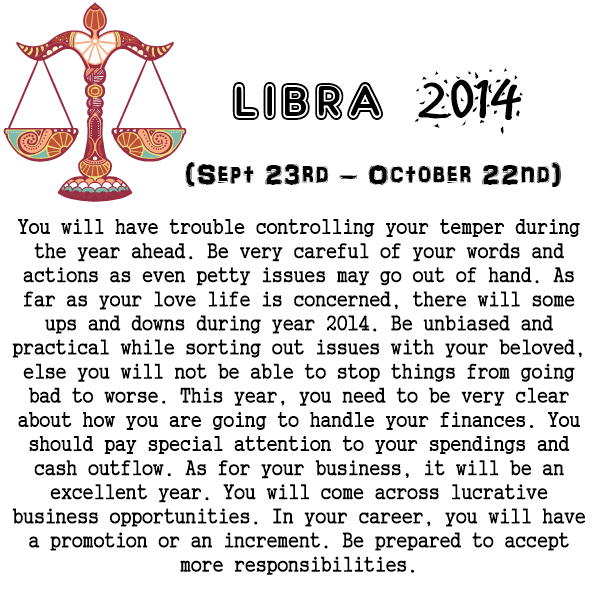 libra horoscope sign for today