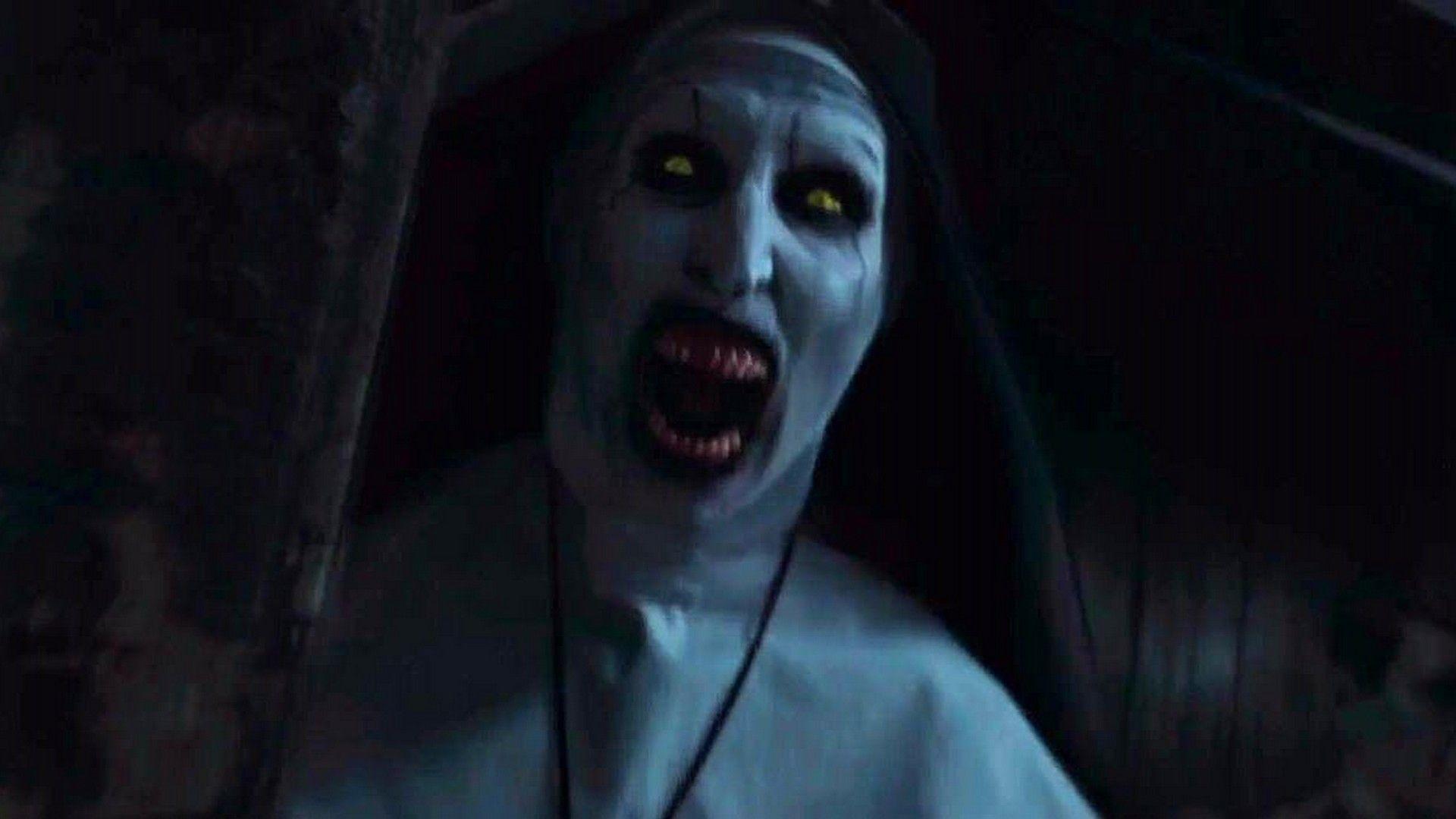 The Nun Wallpaper Hd The Conjuring Dark Books Horror
