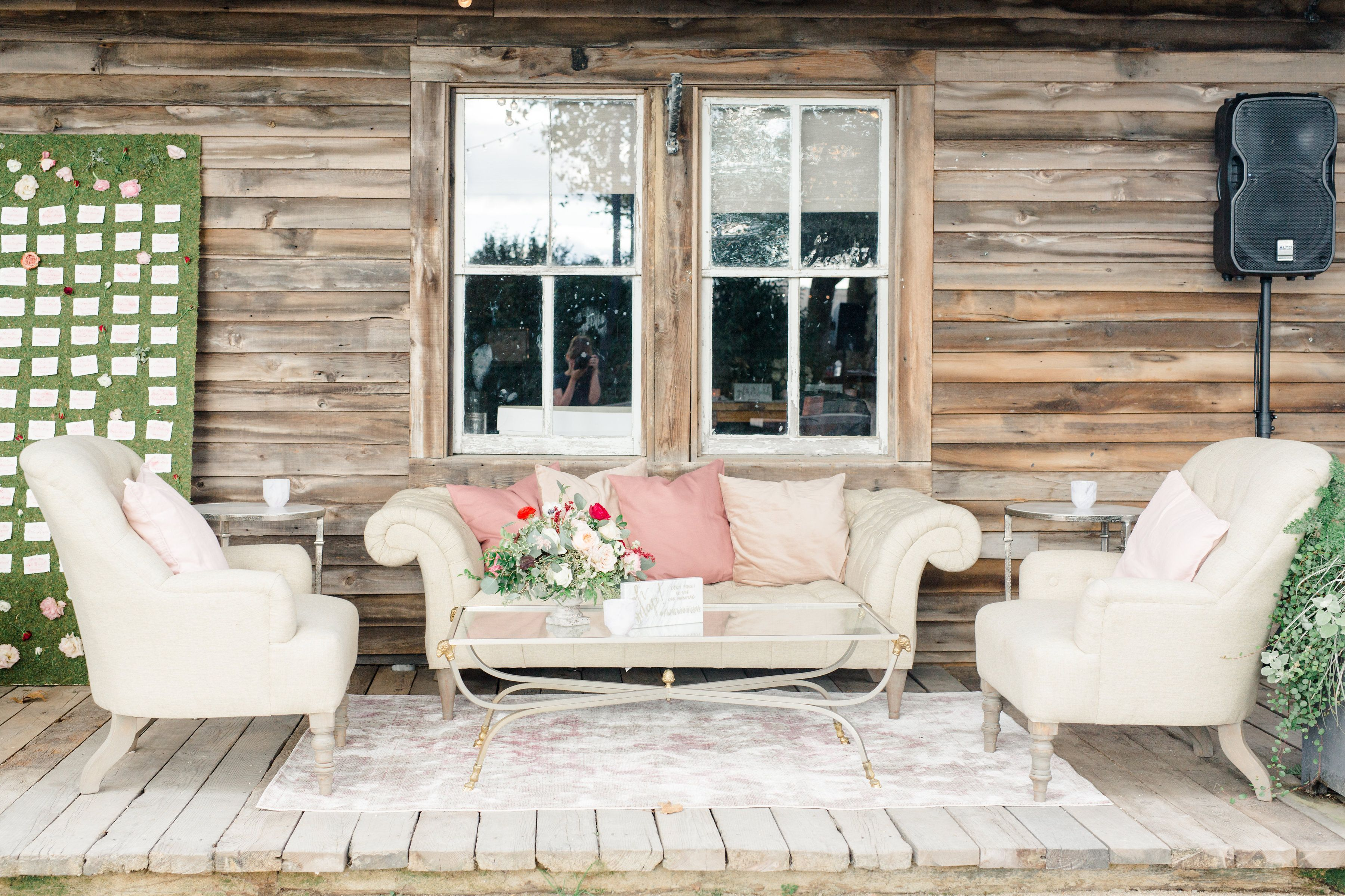 garden wedding lounge inspiration at terrain garden and cafe in rh nl pinterest com