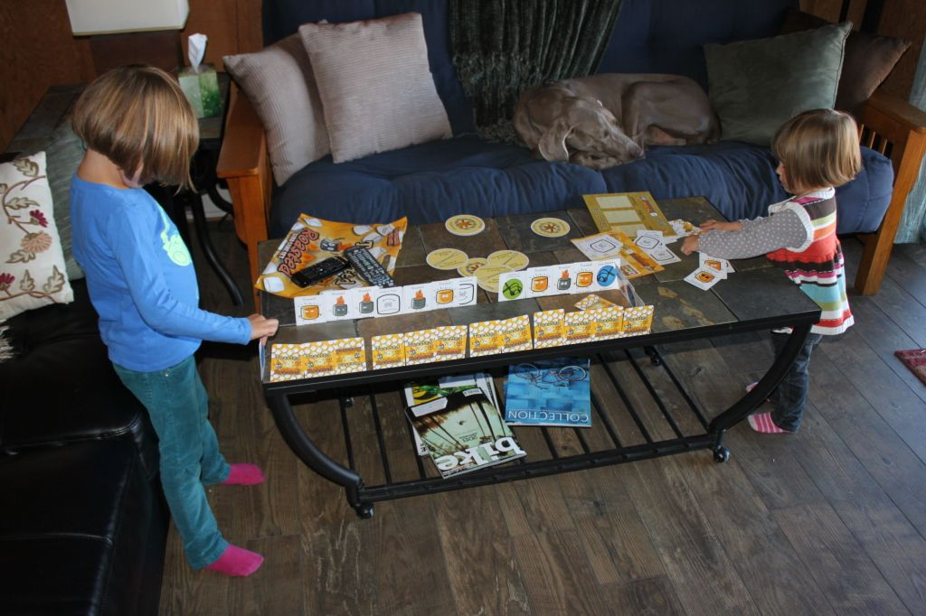 """""""Toasted or Roasted"""" is a fun family game to educate children about the wonders of the great outdoors through imaginative play and interaction."""