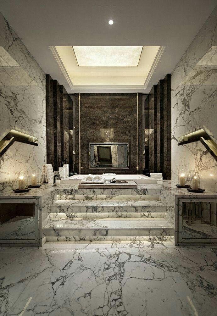 Spa Shower Luxury Bathrooms Bathroom Designs Bathroom