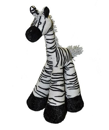 Love This Long Legs Zebra Dog Toy By Patchworkpet On Zulily