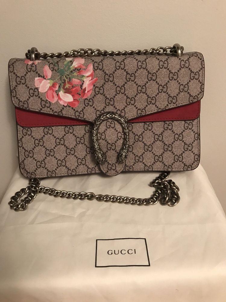 caf14c433a2 Gucci Bloom Dionysus Medium Bag in 2019