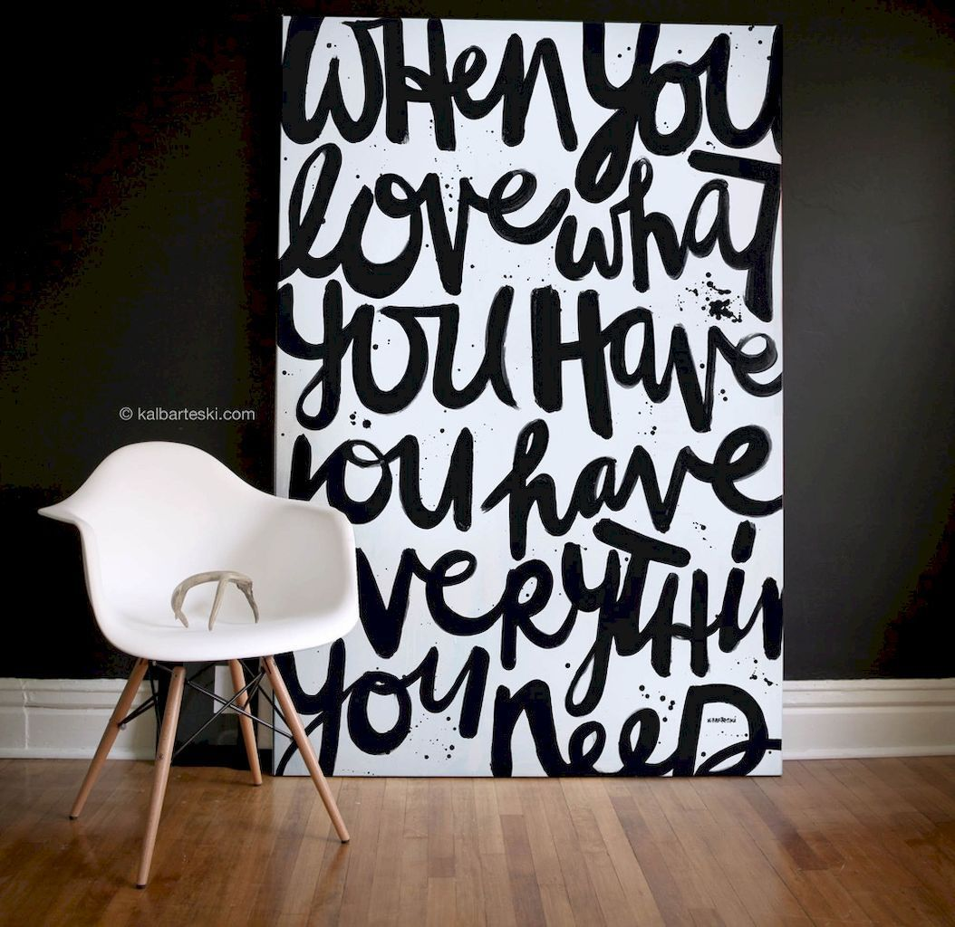 52 Best Wall Decoration Canvas Painting Ideas
