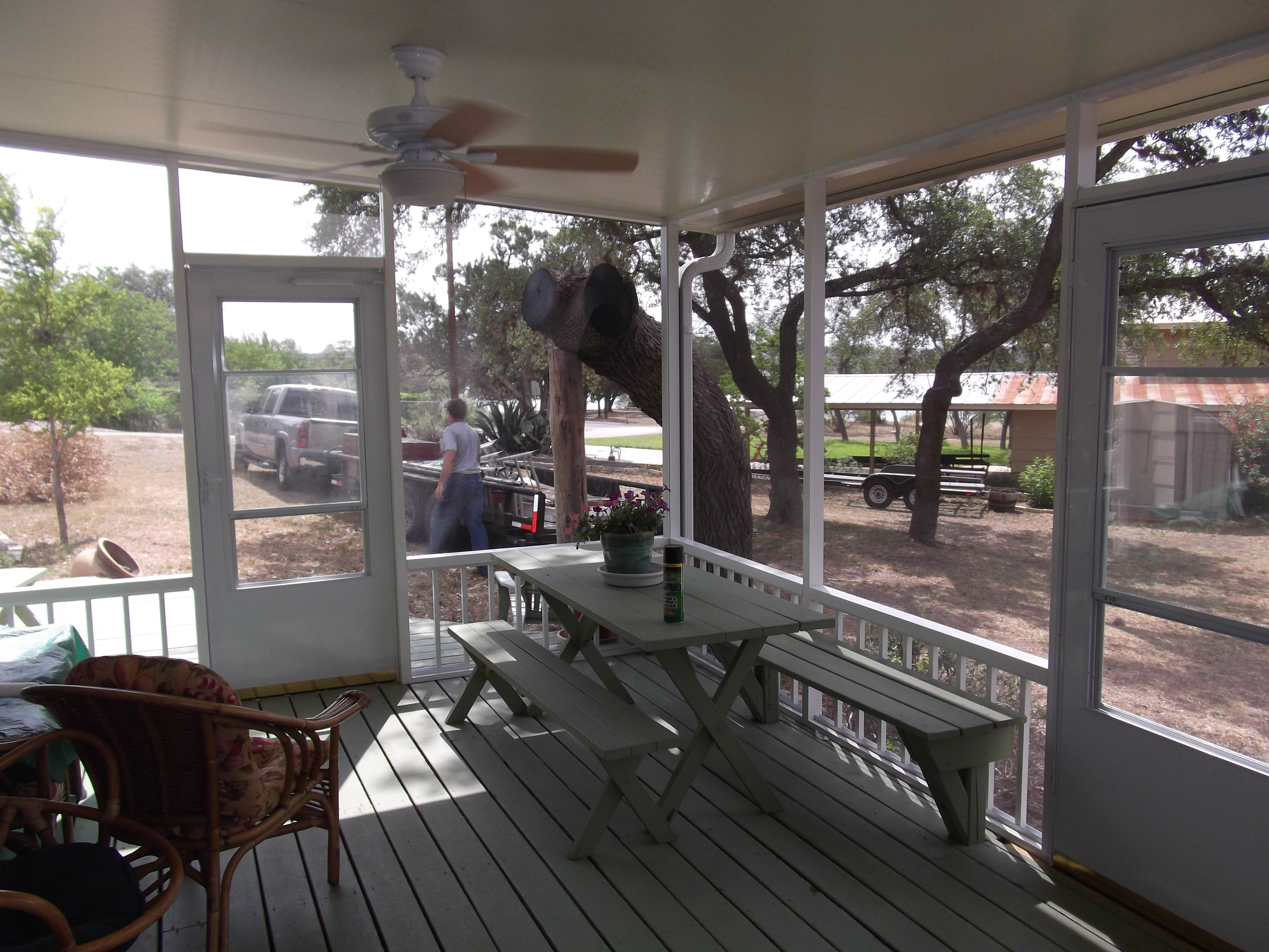 enclosed covered patio austin tx patios covered patios austin rh pinterest com