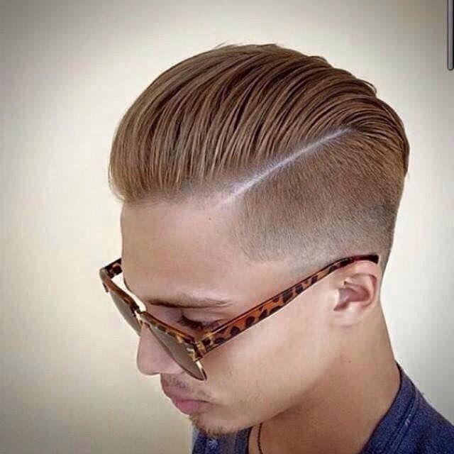 Coupe-cheveux-homme-tendance-fashion-mode-degrade-tondeuse-men-haircut ...