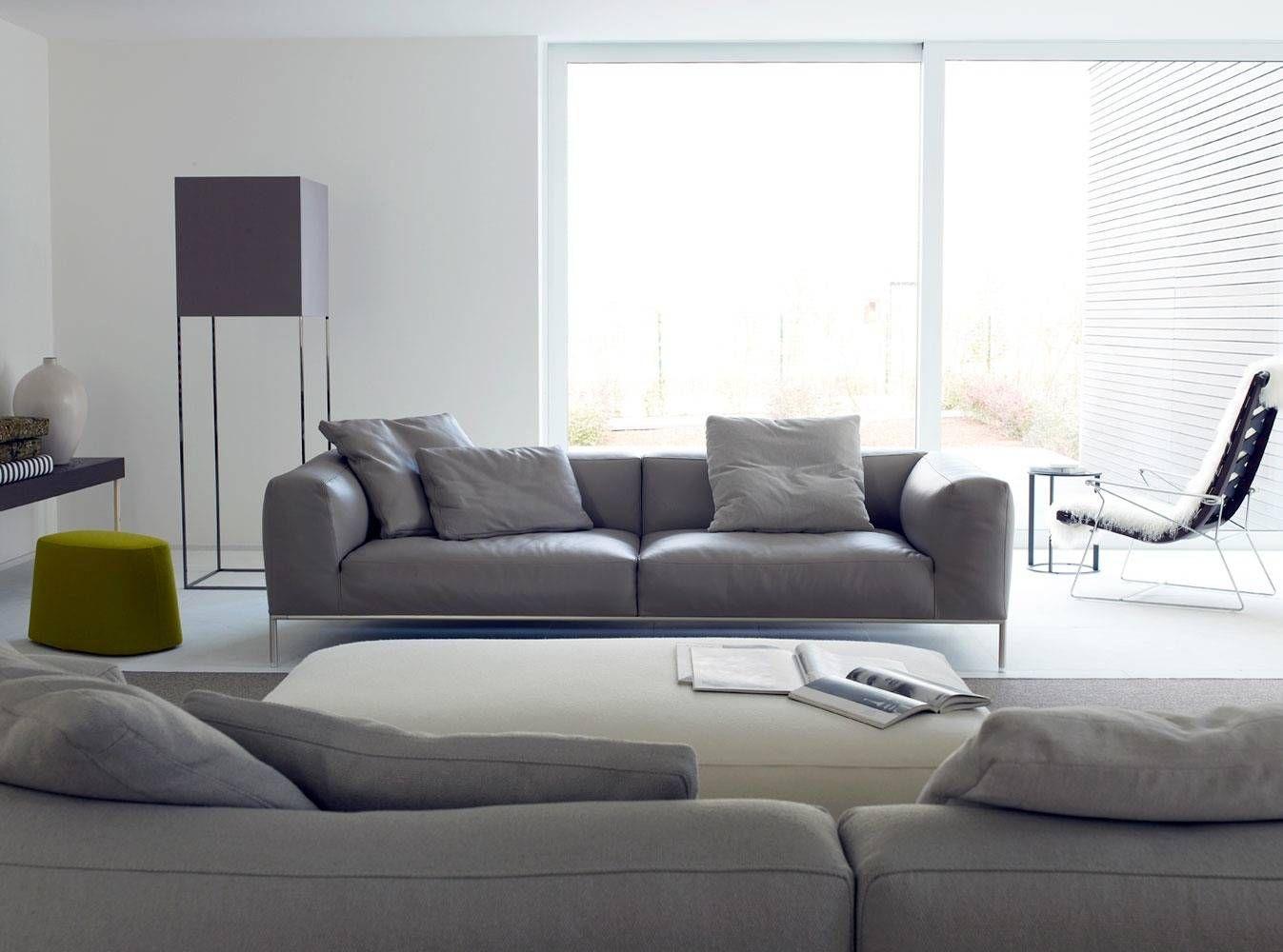 sofa frank b b italia design by antonio citterio design rh pinterest nz