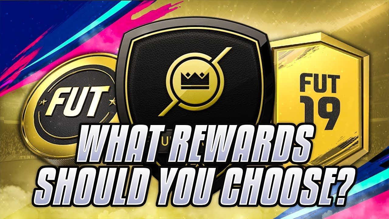 Which Division Rivals Rewards To Choose Fifa 19 Fifa What Is Positive Rewards