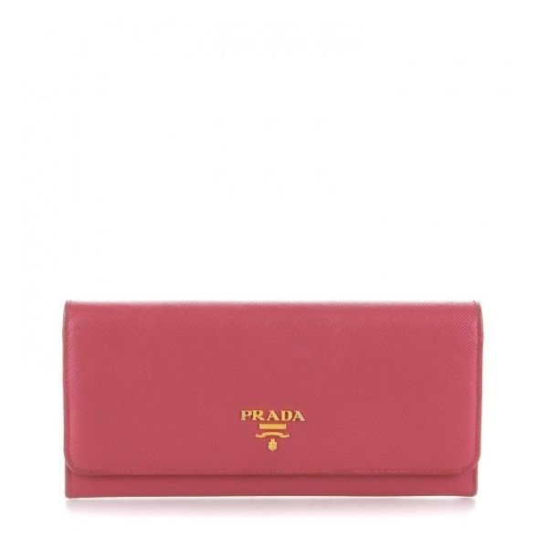 metallic flap wallet - Grey Prada CRYY0F6D