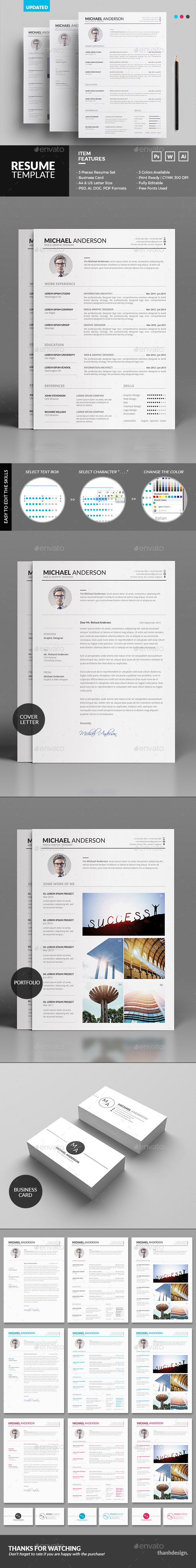 Cv And Resume Templates%0A Resume  Resumes Stationery