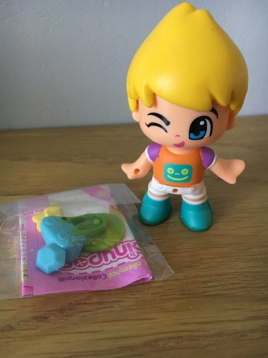 PinyPon - the new collectibles for girls