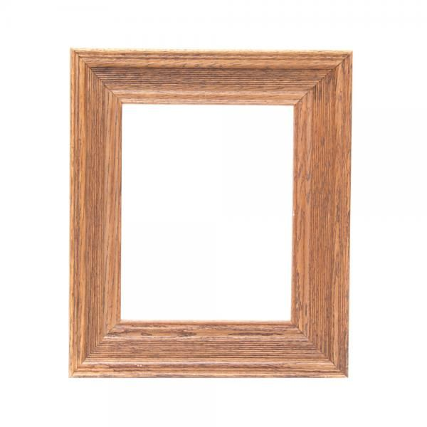 USA, c. Early 1900's. Solid wood picture frame. Excellent vintage condition. Dimension(mm): W205-D40-H350