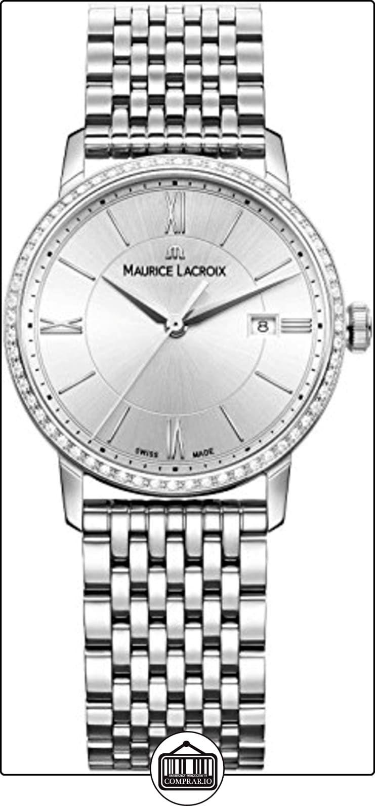 Maurice Lacroix EL1094-SD502-110-1 Reloj de Damas  ✿ Relojes para mujer - (Lujo) ✿