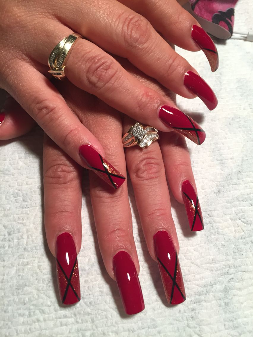 Pin By Angie Mendez On My Nails By Sharyl