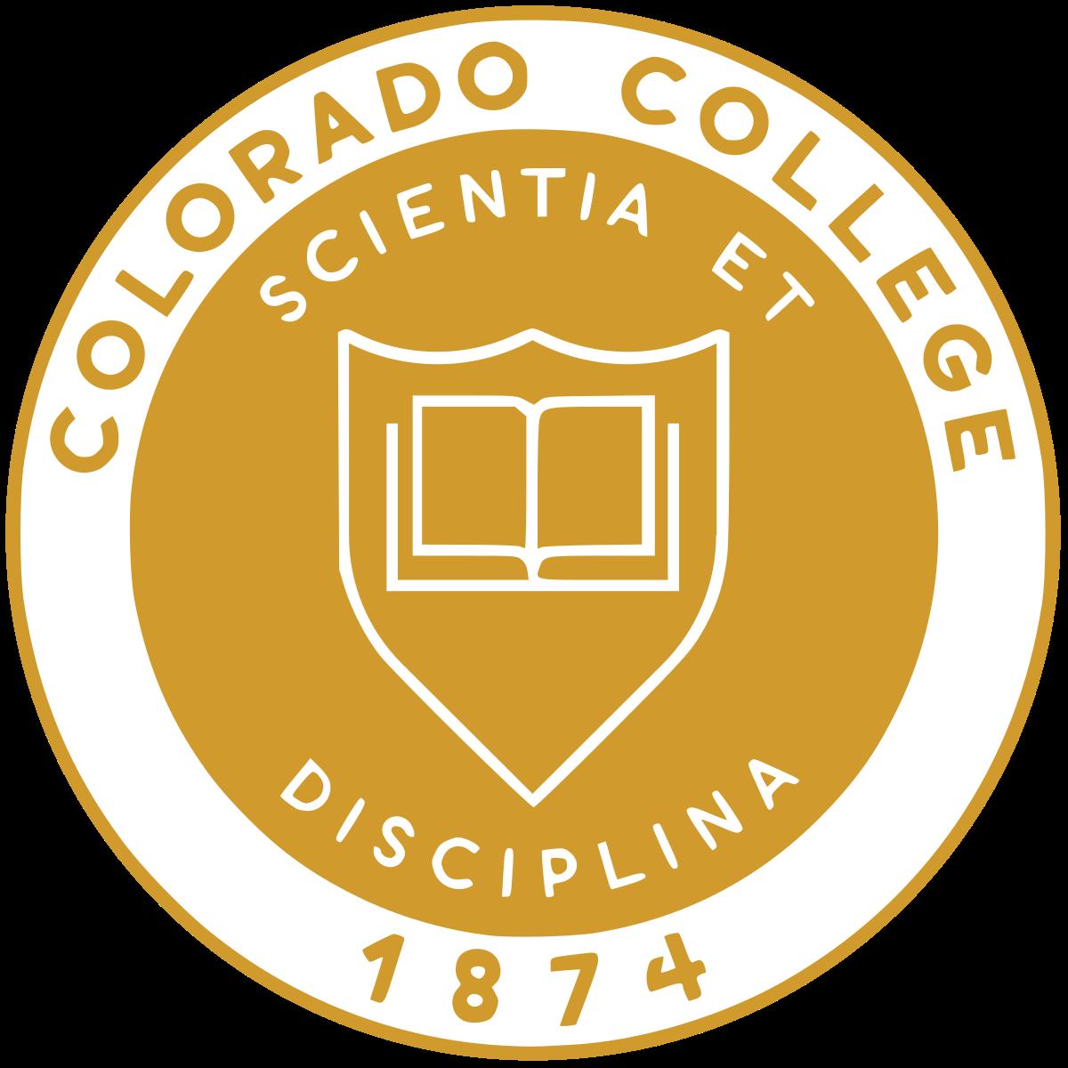 Colorado College Wikipedia College, University logo