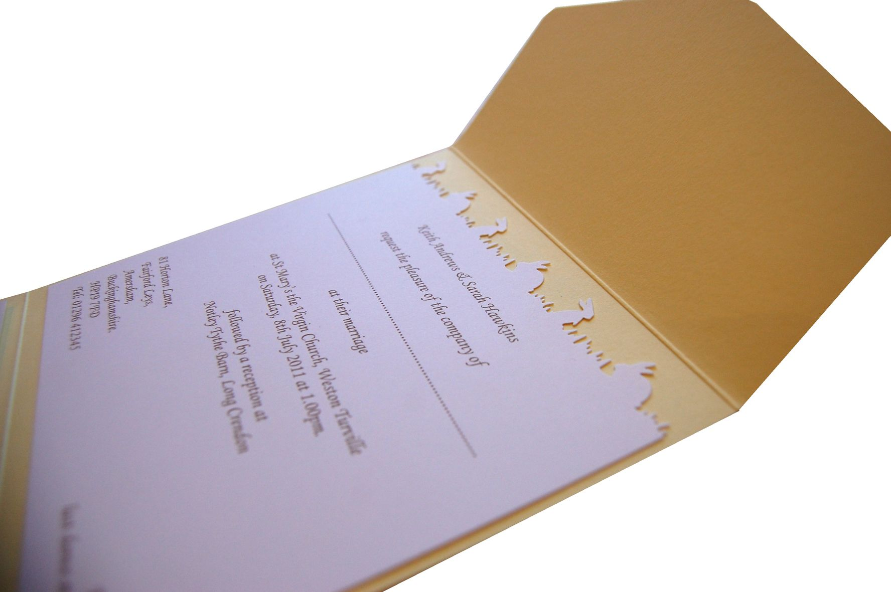 wedding stationery packages uk%0A yellow bunny pocket invitation www sewunique co uk