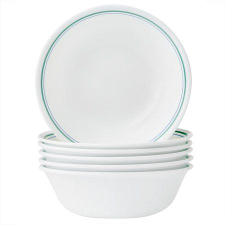corelle livingware country cottage 18 oz bowls set of 6 my wish rh pinterest com