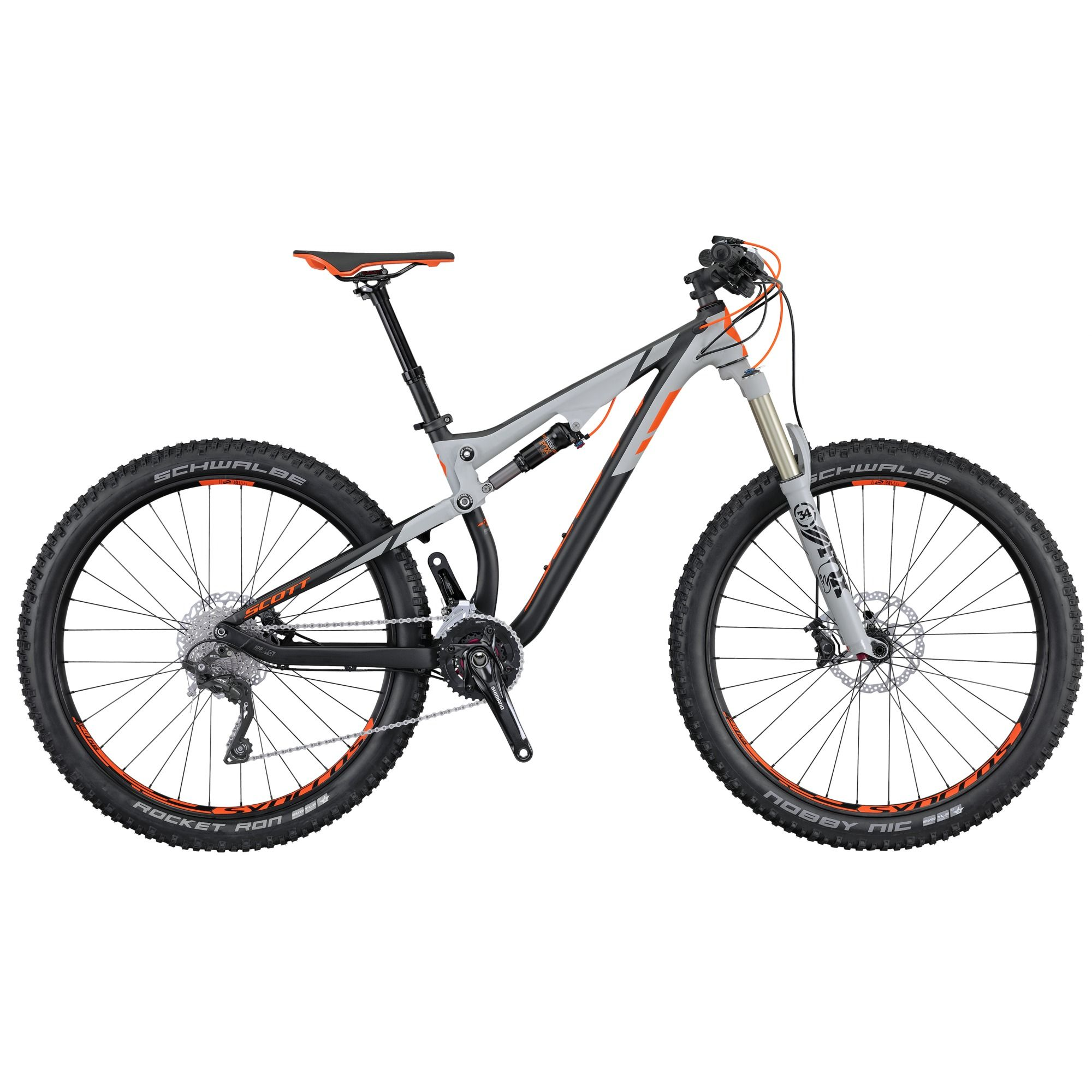 scott sports - scott genius 720 plus bike | gear i like